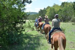 Horseback riding, Rancho Cortez